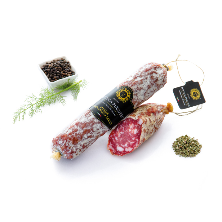 salame campagnolo dolce